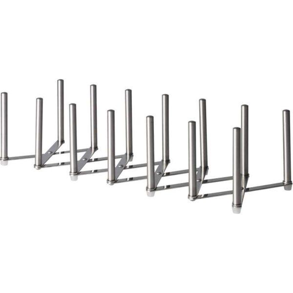 ВАРЬЕРА Подставка для крышек кастрюль нержавеющ сталь - Артикул: 803.677.35
