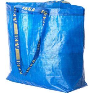 ФРАКТА Сумка, средняя синий 36 л - Артикул: 503.787.40