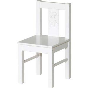 КРИТТЕР Детский стул белый - Артикул: 303.661.25