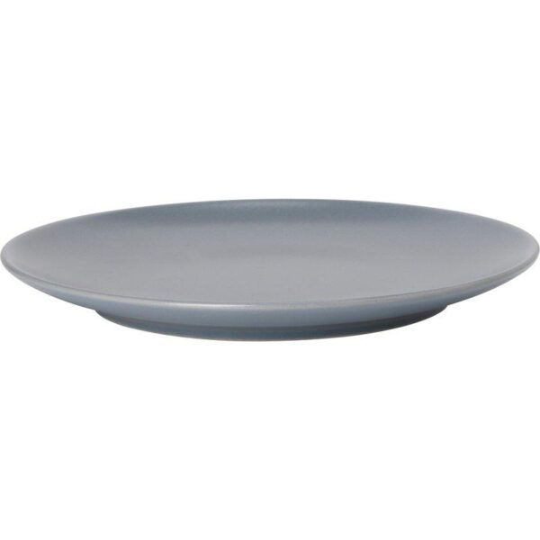 ДИНЕРА Тарелка серо-синий 26 см - Артикул: 804.114.70