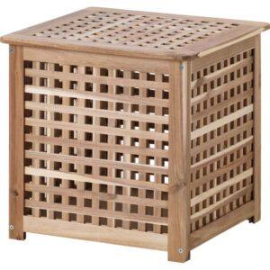 ХОЛ Придиванный столик акация 50x50 см - Артикул: 403.831.53