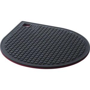 ИКЕА 365+ ГУНСТИГ Подставка под горячее магнитн красный/темно-серый - Артикул: 703.734.64