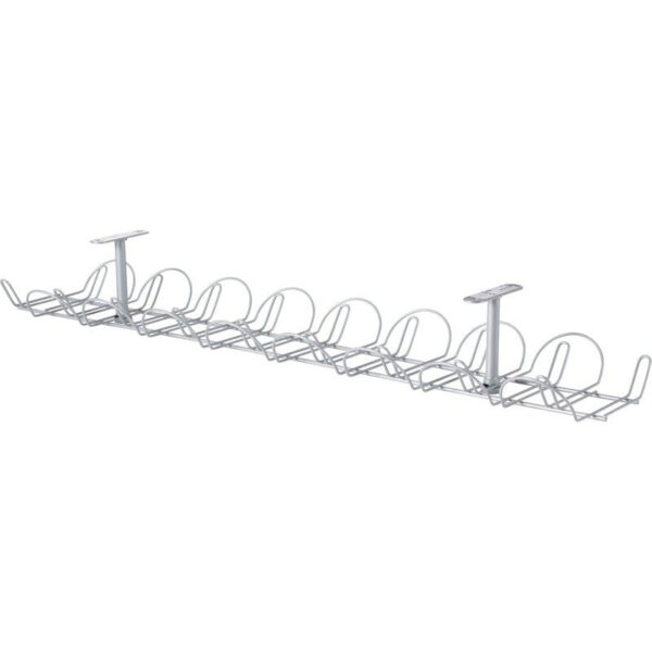 СИГНУМ Канал для кабеля горизонтальный серебристый 70 см - Артикул: 403.849.87