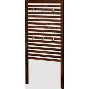 ЭПЛАРО Настенная панель коричневая морилка 80x158 см - Артикул: 103.763.52