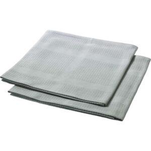 ИРИС Полотенце кухонное серый 50x70 см - Артикул: 103.723.25