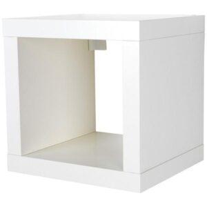 КАЛЛАКС Стеллаж белый 42x42 см - Артикул: 803.290.17