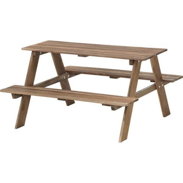 РЕСО Детский стол д/пикника серо-коричневая морилка - Артикул: 003.761.64