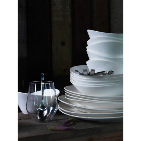 ШИН Тарелка десертная белый 22 см - Артикул: 503.809.36