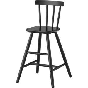 АГАМ Детский стул черный - Артикул: 103.663.34