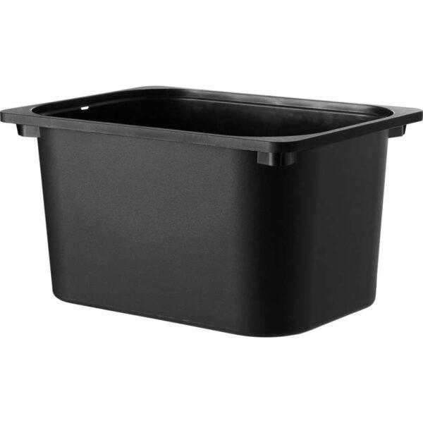 ТРУФАСТ Контейнер черный 42x30x23 см - Артикул: 503.654.79