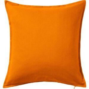 ГУРЛИ Чехол на подушку оранжевый 50x50 см - Артикул: 203.703.59