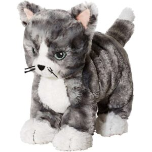 ЛИЛЛЕПЛУТТ Мягкая игрушка кот серый/белый - Артикул: 803.661.04