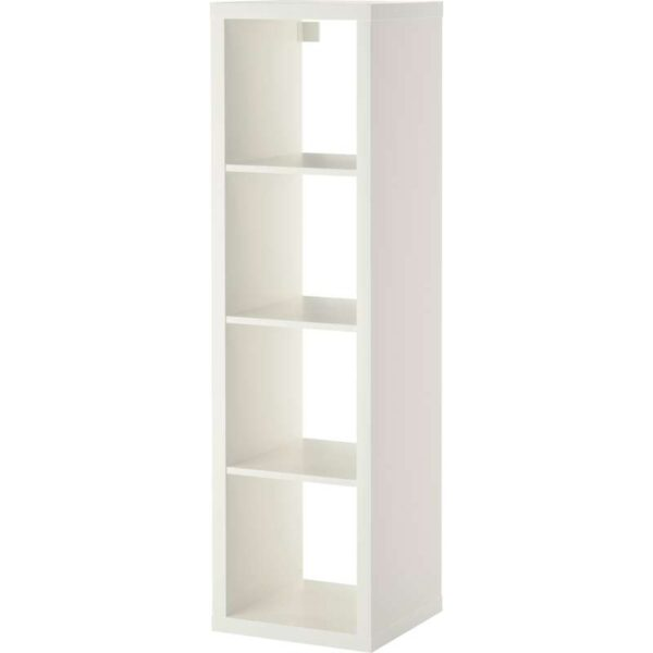 КАЛЛАКС Стеллаж белый 42x147 см - Артикул: 903.795.73