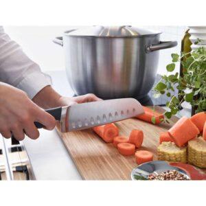 ВЁРДА Нож для овощей черный 16 см - Артикул: 203.748.85