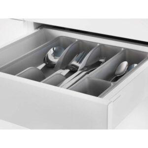 СМЭККЕР Лоток для столовых приборов серый 31x26 см - Артикул: 403.677.18