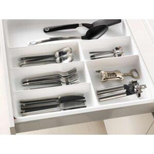 СТОДЬЯ Лоток для столовых приборов белый 51x50 см - Артикул: 803.675.99