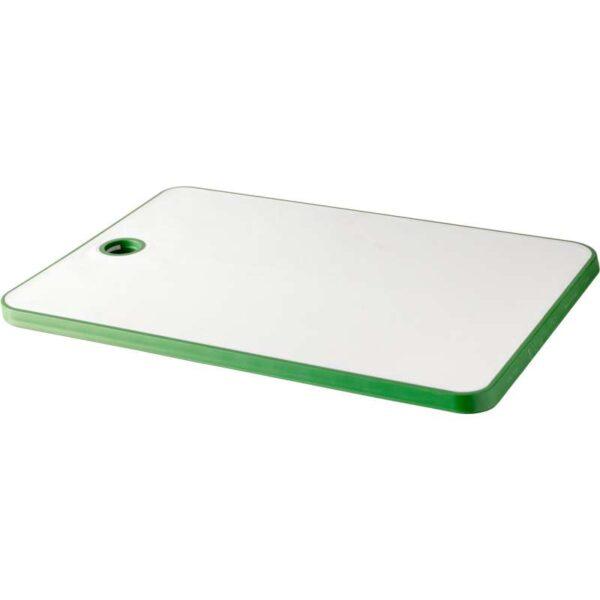 МАТЛЮСТ Разделочная доска зеленый/белый 34x24 см - Артикул: 703.750.43