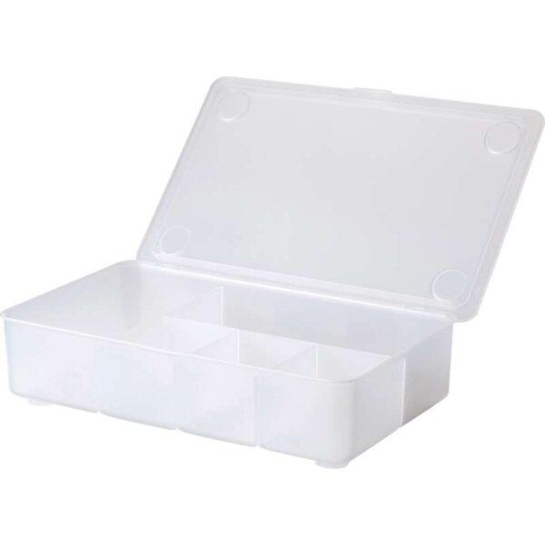ГЛИС Контейнер с крышкой прозрачный 34x21 см - Артикул: 503.659.93
