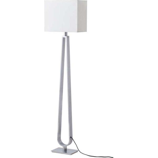 КЛАБ Светильник напольный белый с оттенком - Артикул: 303.589.17