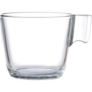 СТЕЛЬНА Кружка прозрачное стекло 23 сл - Артикул: 403.721.83