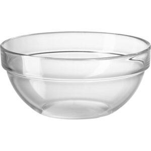 КЕМИСК Салатница прозрачное стекло 17 см - Артикул: 202.884.11