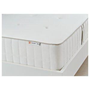 ХОККОСЕН Матрас с пружинами карманного типа, жесткий/белый 160x200 см - Артикул: 204.258.75