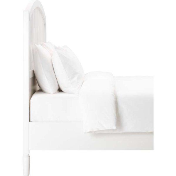 ТИССЕДАЛЬ Каркас кровати, белый 160x200 см. Артикул: 292.111.63