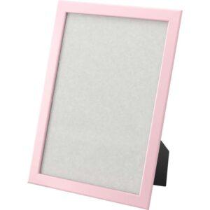 ФИСКБУ Рама розовый 21x30 см - Артикул: 803.718.36