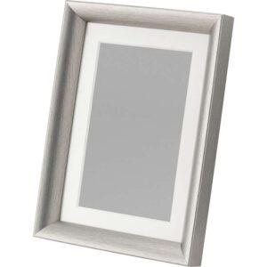 СИЛВЕРХОЙДЕН Рама серебристый 13x18 см - Артикул: 603.718.61