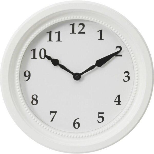 СЁНДРУМ Настенные часы белый - Артикул: 703.919.48