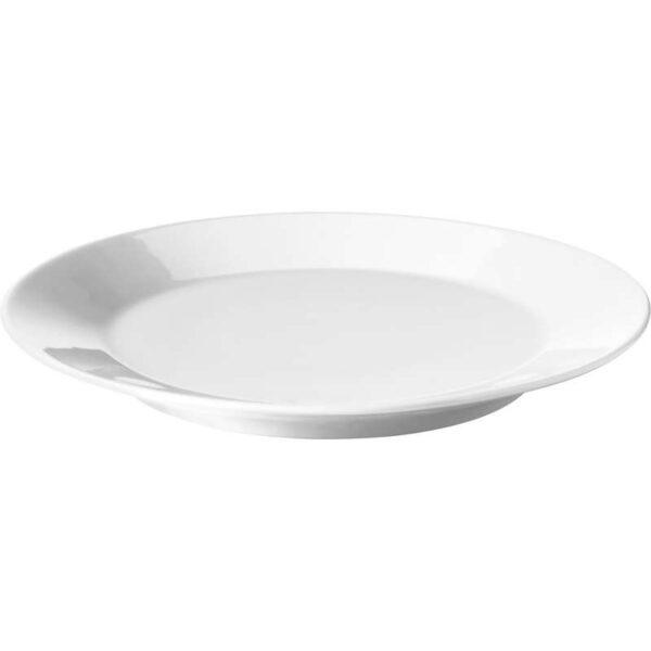 ИКЕА/365+ Тарелка белый 20 см - Артикул: 103.725.75