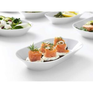 ИКЕА/365+ Блюдо белый 24x13 см - Артикул: 103.725.80
