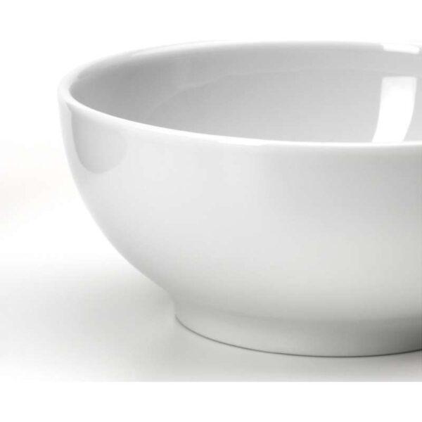 ИКЕА/365+ Миска с округлыми стенками белый 9 см - Артикул: 203.808.67