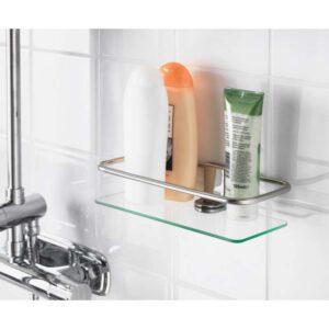 КАЛЬКГРУНД Полка для ванной хромированный 24x6 см - Артикул: 703.690.23