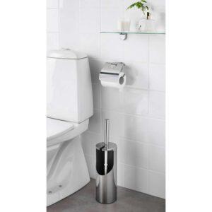 КАЛЬКГРУНД Щетка для туалета/держатель хромированный - Артикул: 503.690.24