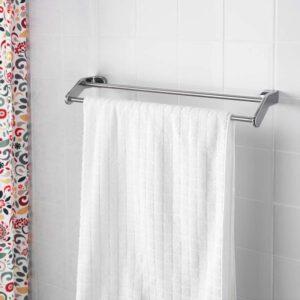 КАЛЬКГРУНД Штанга для полотенца хромированный 63 см - Артикул: 003.690.26