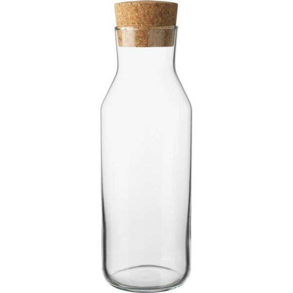 ИКЕА/365+ Графин с пробкой прозрачное стекло/пробка 1 л - Артикул: 003.720.95