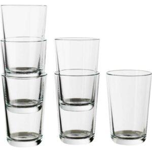 ИКЕА/365+ Стакан прозрачное стекло 30 сл - Артикул: 803.792.72