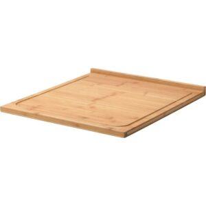 ЛЭМПЛИГ Разделочная доска бамбук 46x53 см - Артикул: 703.916.70