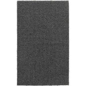 ОПЛЕВ Придверный коврик д/дома/улицы серый 50x80 см - Артикул: 803.710.68