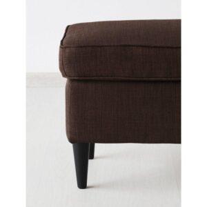 СТРАНДМОН Табурет для ног Шифтебу коричневый - Артикул: 404.198.83