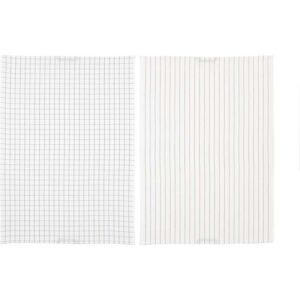 ИКЕА/365+ Полотенце кухонное белый 50x70 см - Артикул: 903.790.35