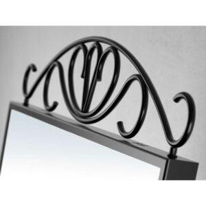 КАРМСУНД Зеркало напольное черный 40x167 см - Артикул: 403.692.51