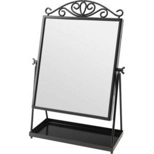 КАРМСУНД Зеркало настольное черный 27x43 см - Артикул: 203.692.52