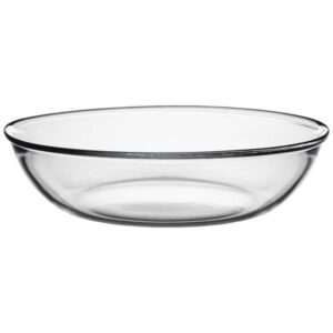 ОППЕН Тарелка прозрачное стекло 19 см - Артикул: 501.880.71