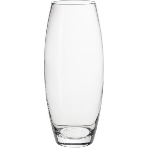 МУНТЛИГ Ваза прозрачное стекло 25 см - Артикул: 002.650.95