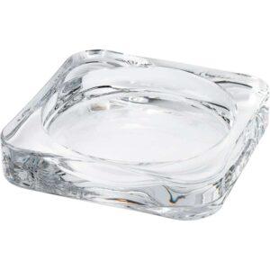 ГЛАСИГ Тарелка для свечи прозрачное стекло 10x10 см - Артикул: 103.716.70