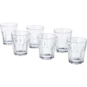 ПОКАЛ Стакан прозрачное стекло 27 сл - Артикул: 303.720.89