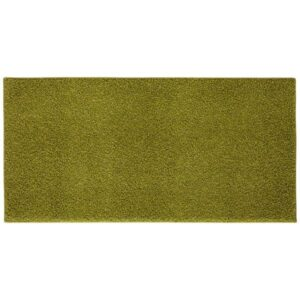 АЛЛЕРСЛЕВ Ковер длинный ворс светло-зеленый 57x120 см - Артикул: 303.075.17