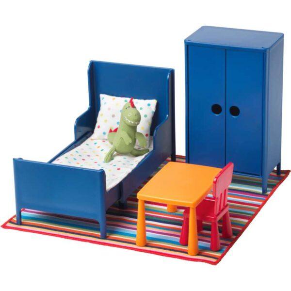 ХУСЕТ Кукольная мебель спальня - Артикул: 803.660.95